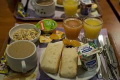 Buffet Breakfast-Kyriad Hotel
