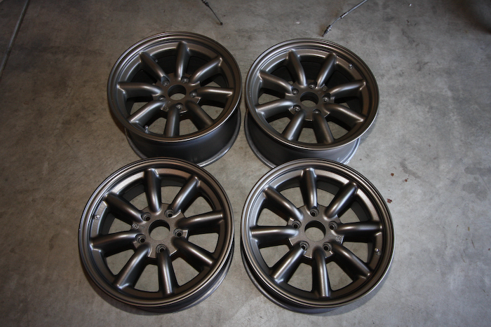 "BMW Of Fresno >> RARE 16"" JDM RS Watanabe wheels for S2000 - S2KI Honda S2000 Forums"