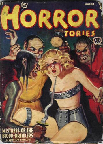 115 - Horror Stories