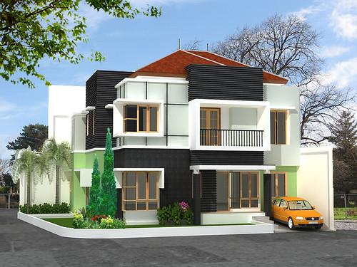 rumah minimalis by infobangunrumah.