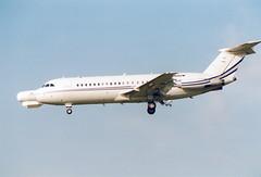 BAC111.N162W-1 (Airliners) Tags: bac bwi bac111 796 northropgrumman n162w