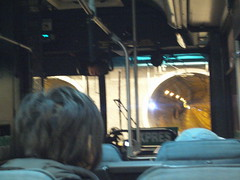Seattle Bus tunnels