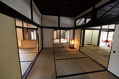 Japanese traditional style SAMURAI house / (  ) (TANAKA Juuyoh ()) Tags: old house architecture japanese design high ancient traditional style hires tatami resolution  5d hi residence res  markii