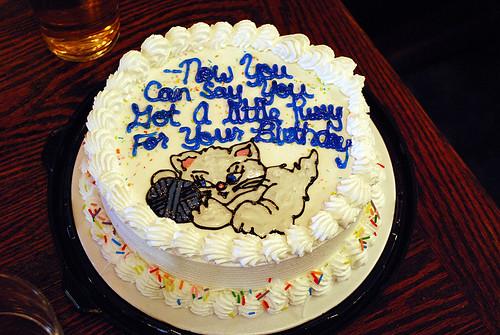 Nick's cake