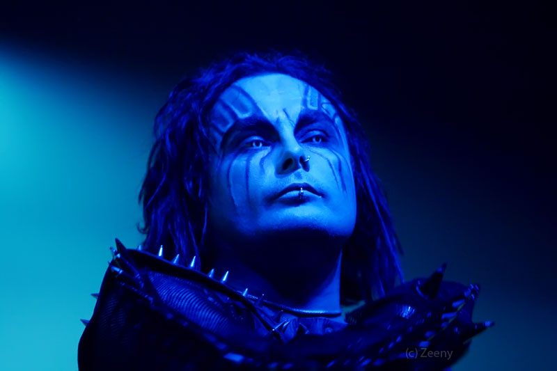 Dani Filth @ Cradle of Filth, Cluj, FilthFest