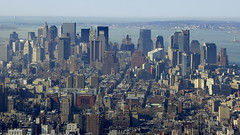 Vista del Lower Manhattan / Lower Manhattan skylane (SBA73) Tags: nyc usa ny newyork building skyscraper downtown skyscrapers unitedstates manhattan esb empirestatebuilding empirestate lowermanhattan mirador estadosunidos nuevayork edifici rascacielos gratacels novayork skylane estatsunits aplusphoto