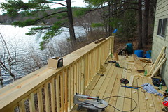 NH Deck Build Weekend