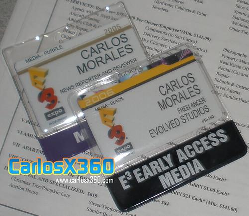 CarlosX360 @ E3