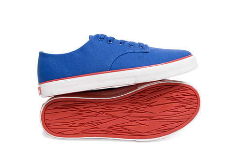 The Hundreds - Johnson Low Blue/Red