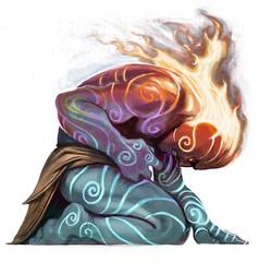 GenasiChild (Paulos Varrus) Tags: firesoul genasi watersoul tempestmale