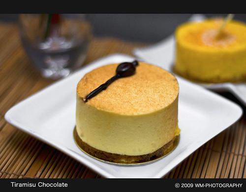 Tiramisu - Chocolate