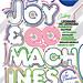 Joy | Machines 20 mai @ Glaz'art {recto}
