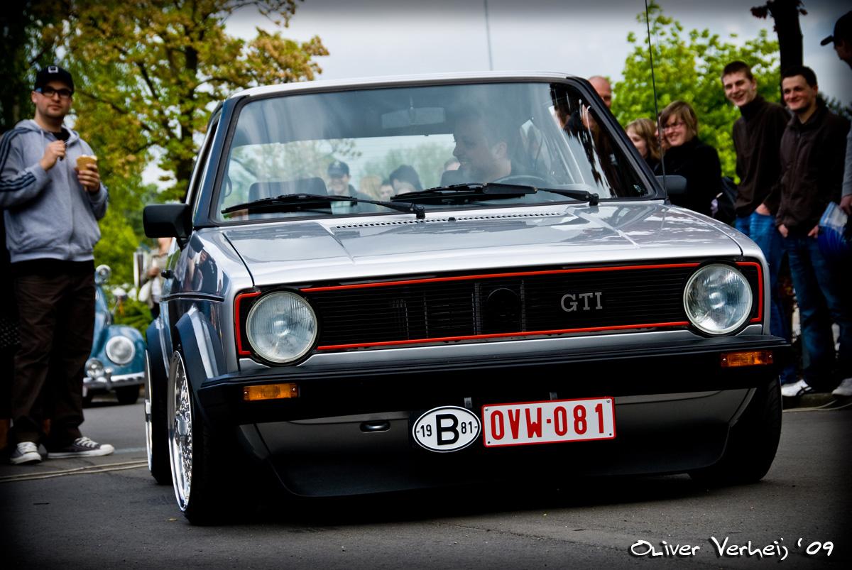 Golf MK1 GTI. go back