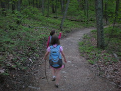 1 - Iz Navigating the Eaglet Trail