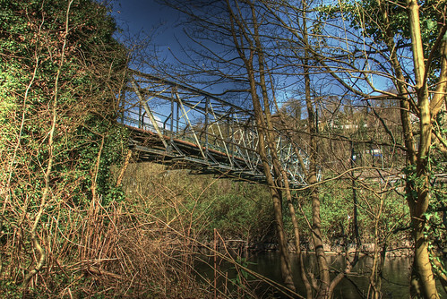 The Iron Works Bridge Again :)