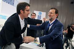 XIV Congreso del Partido Popular de Galicia (Partido Popular de Galicia) Tags: espaa corua galicia rajoy populares pp feijoo acorua marianorajoy palexco feijo ppdeg albertonezfeijo xivcongresodelppdeg