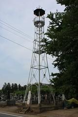 太田ヶ谷の火の見櫓(鶴ヶ島市)