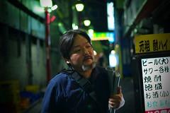 Wild Wild West Shinjuku, Tommy San (chachahavana) Tags: tokyo shinjuku explore m8 noctilux clarice tommyoshima bokehlicious