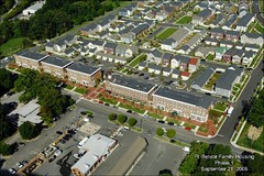 Fort Belvoir family housing (by: US Army)