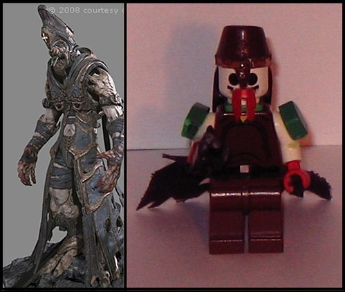 Lego Kantus With Reference Pic