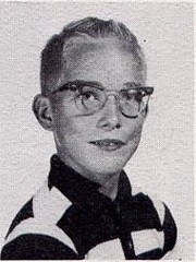 Ronnie Rocker, seventh-grade student at St John Elementary School in Seward, Nebraska