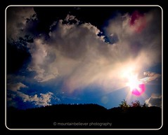 The Sun Bursts Through (mountainbeliever) Tags: mountains southwest nature beauty sunshine clouds landscapes colorful skies views sunburst rockymountains picnik fourcorners sunflare horizons coloradoscenery sunstars cloudyskies skytheme perfectsunsetssunrisesandskys coloradoskies coloradosunsets