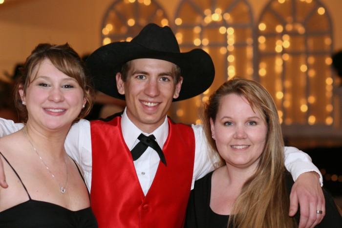 Kristin, Jake and ME!