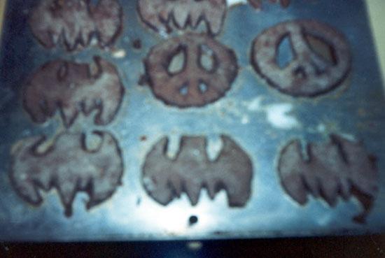Batman Cookies (Click to enlarge)