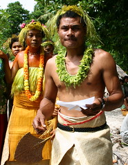 Chief (U Jay) Tags: polynesia solomonislands tikopia polynesianmen polynesiandance polynesianoutliers