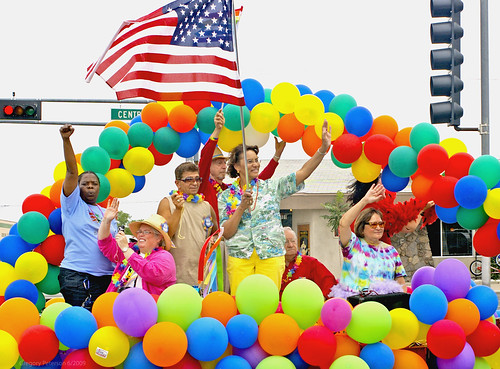 3631294862 b9d8ef3077 Albuquerque Gay Pride Parade 2010  La Raza Unida and Raza Youth