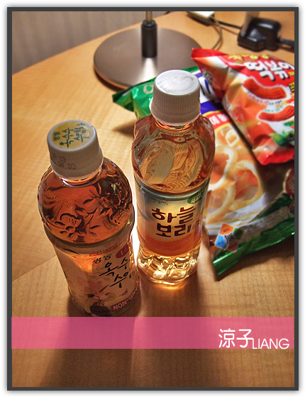 韓國零食冰品飲料01