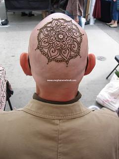 Cranial mandala
