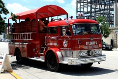 Off We Go (Susanne Peters (aka Cyber) 1.2M Views, 10+ years!) Tags: chicago illinois muster chicagofireacademy 511clubofchicago