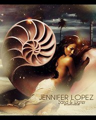 Jennifer Lopez: Sand & Water (SantiagoM.) Tags: from espaa english me sunshine amer