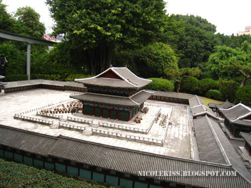 kyongbokkung palace of South Korea 1