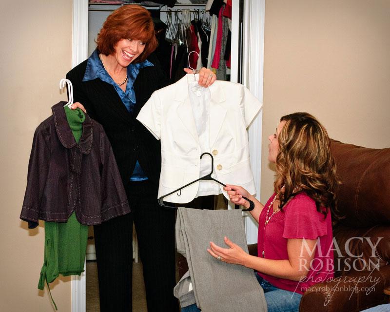 Lori Wynne - Closet Consultation