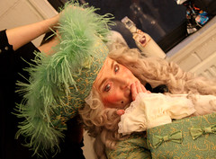 Harry (brightonsinger) Tags: festival costume opera edinburgh theatre room makeup scottish dressing wig singer manon tenor massenet guillotdemorfontaine harrynicholl