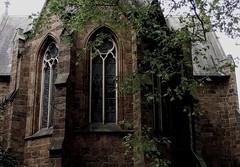 Behind the clinic (Elly Snel) Tags: church germany kerk duitsland badoeynhausen 15challengeswinner recoverycentre gollwitzermeierklinik
