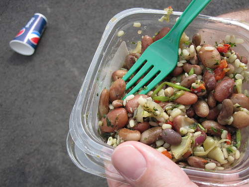 Bean Salad from Whole Foods