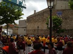 Esparreguera May 2010 Concentració a la plaça Pagesia
