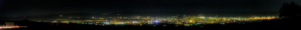 Cluj by night!