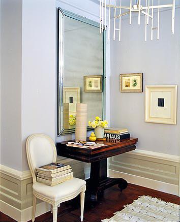 Using mirrors