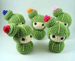 Cactus Kokeshi (AmigurumiFriendsStudio) Tags: cactus cute green doll plush kawaii amigurumi kokeshi