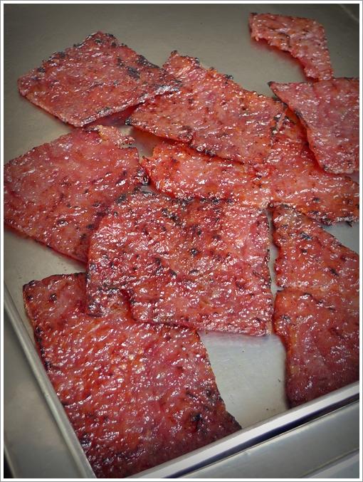 Bak Kwa (Pork Jerky)