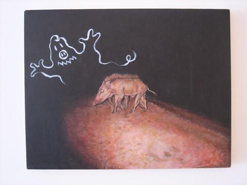 """Ancestor"" by Robert Costello"