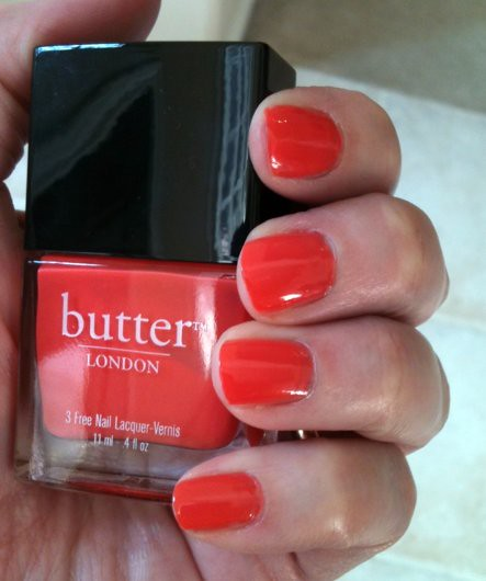 Butter London : Jaffa