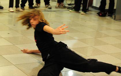 Breakdance, Center of Dance, Lange Nacht der WIssenschaften, Berlin, 28.05.2011 - 2
