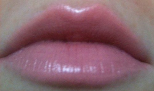 Canmake Melty Nude Lip #3 Baby Pink Swatch by KitaRei