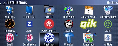 E90 Apps