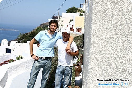 Santorini Fira 街景-5